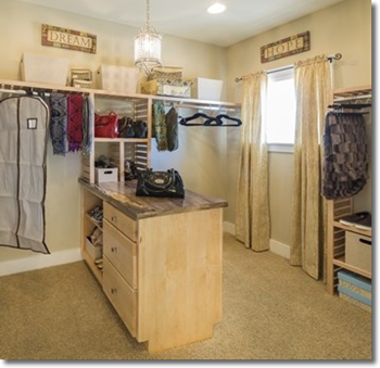Legacy Crafted Cabinets Closet Systems