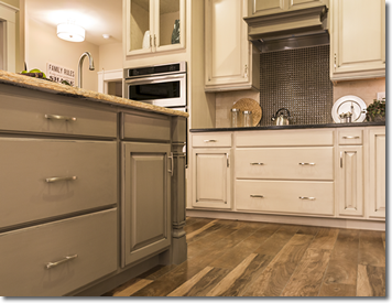 Legacy Crafted Cabinets Painted Page